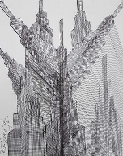 Jorge Pablo Hernandez, 'New York City - Sept 24th of 2018', 2018
