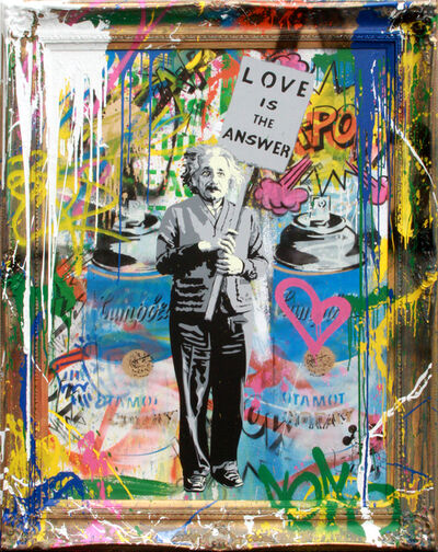 Mr. Brainwash, 'Einstein (C100560)', 2019