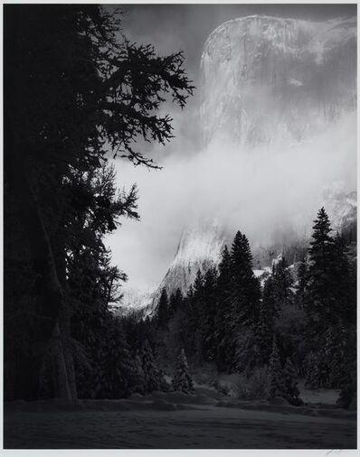 Ansel Adams, 'El Capitan, Winter Sunrise, Yosemite National Park', 1968