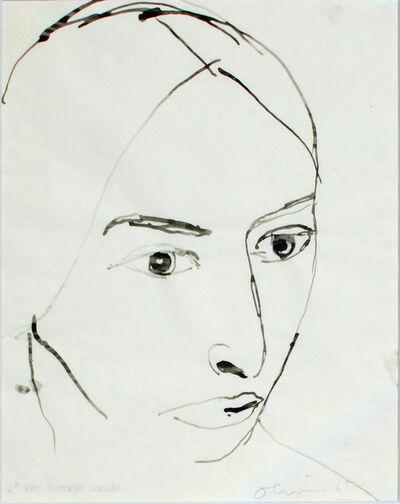 Nathan Joseph Roderick Oliveira, 'Model Sketch #6', 1965