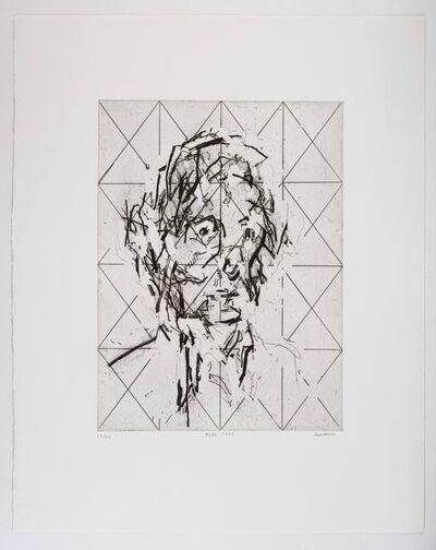 Frank Auerbach, 'Ruth', 2006