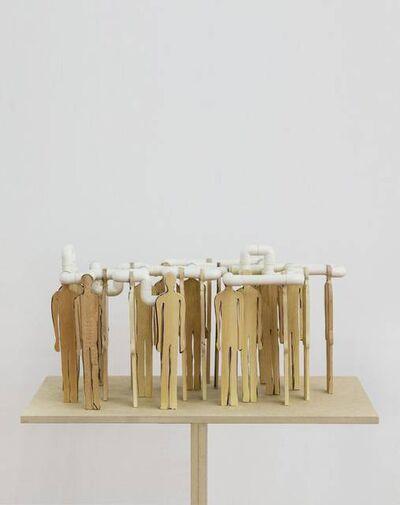 Wang Luyan 王鲁炎, 'Sewer', 2019