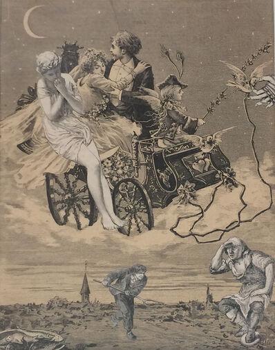 Max Ernst, 'L'esprit de Locarno', 1929