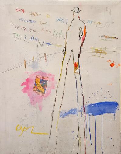 Michael Gorman, 'The Tall Man', 2020