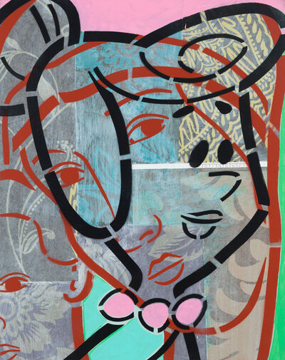 Michael Netter, 'Madonna Flintstone', 2015
