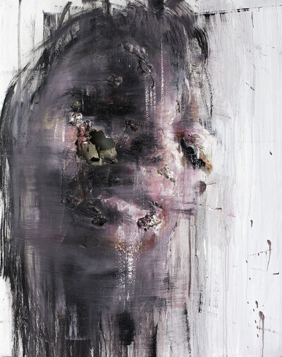 Juan Miguel Palacios, 'Wounds-CCXXXVI', 2021