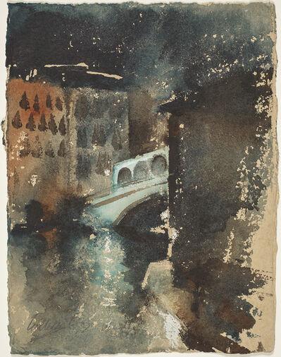 William Matthews, 'Sketch 37, Venice', 2001