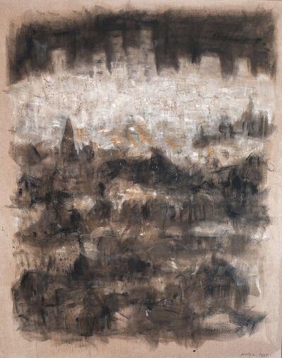 Zoran Antonio Mušič, 'La Città', 1988