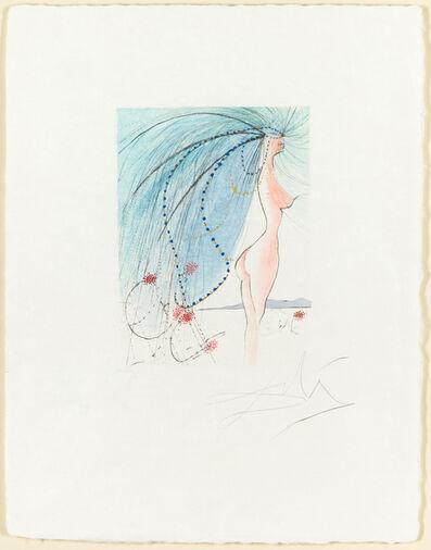 Salvador Dalí, 'Diane de Poitiers', 1971