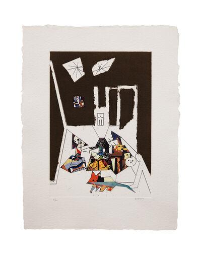 Manolo Valdés, 'Cubismo como pretexto I', 2003