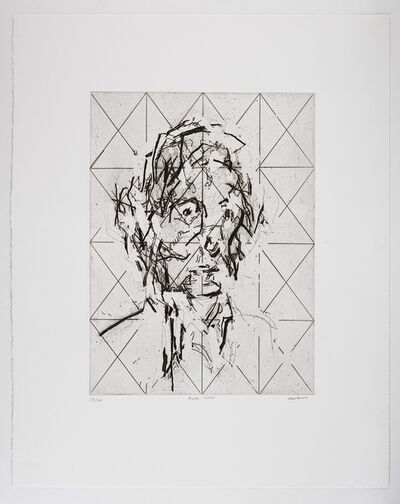 Frank Auerbach, 'Ruth 2006', 2006