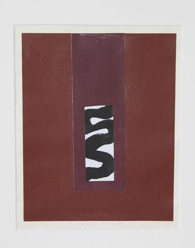 H.A. Sigg, 'Collage_VI', 2007