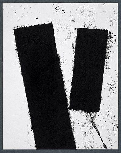 Richard Serra, 'Promenade Notebook Drawing for President Obama ', 2008