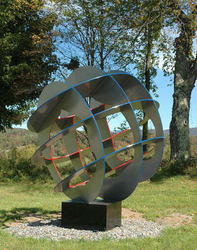 David Stromeyer, 'Rock in Sphere', 2004