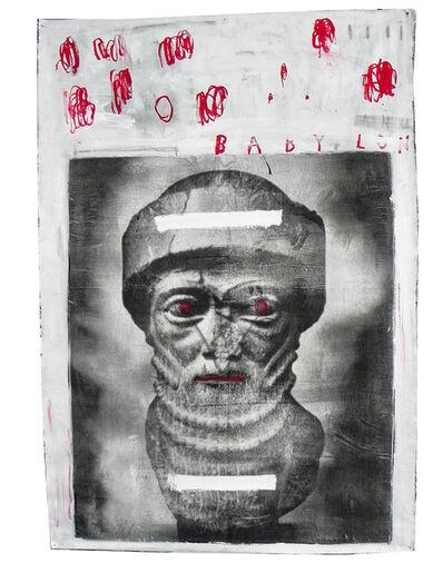 Roberto Del Rio, 'BABYLON', 2017