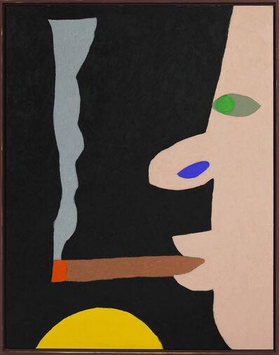 Jordy van den Nieuwendijk, 'Sunset Cigar', 2017