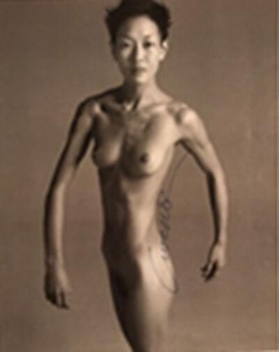 Richard Avedon, 'Nude Asian Model'