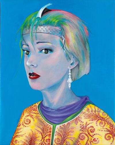 Martial Raysse, 'Beauté', 2008