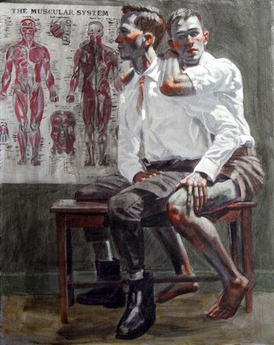 Mark Beard, '[Bruce Sargeant (1898-1938)] The Muscular System', n.d.