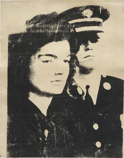 Andy Warhol, 'Jackie', 1967