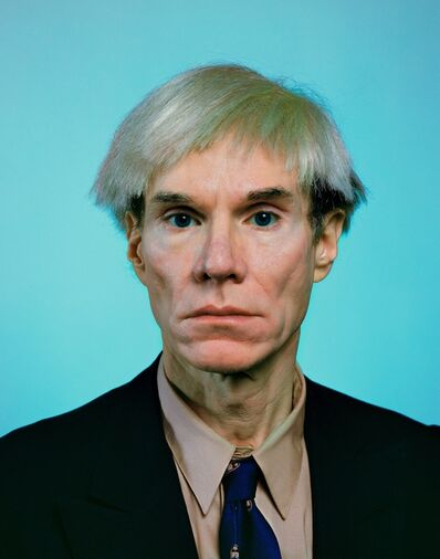 Neil Winokur, 'Andy Warhol', 1982
