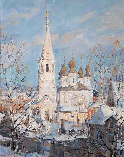 Sergei Chepik, 'Voznesenya Church', 1982