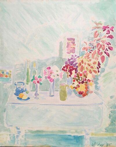 Joseph O'Sickey, 'Pale Still Life'
