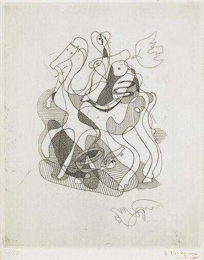 Georges Braque, 'La Théogenie d'Hèsiode.', 1932