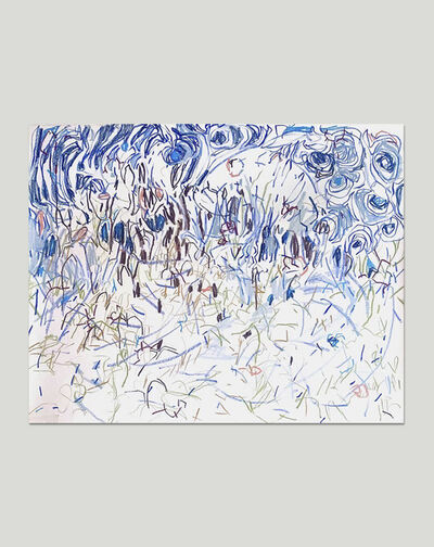 Janaina Tschäpe, 'Stream of Thoughts 5', 2020