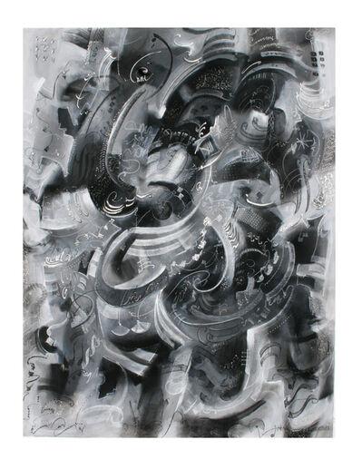 Mahmood Sabzi, 'Abstraction C', 2017
