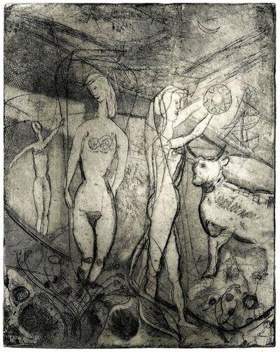 Anne Ryan, 'In the Meadow', 1944