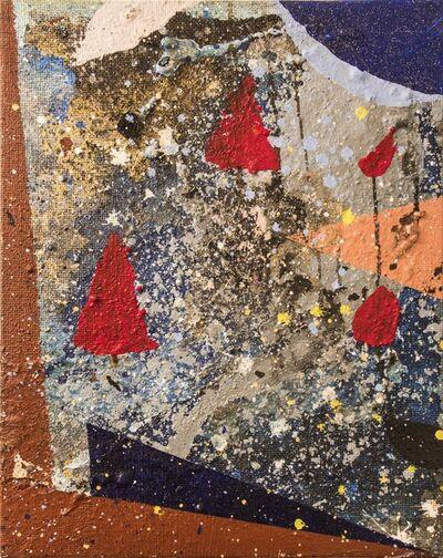 Angelbert Metoyer, 'Study of Space', 2016