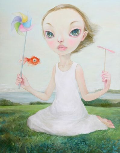 Nao YOKOTA, 'In the morning haze', 2020