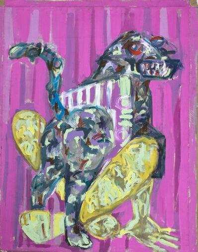 Gresham Tapiwa Nyaude, 'Grey Dog's Life', 2015