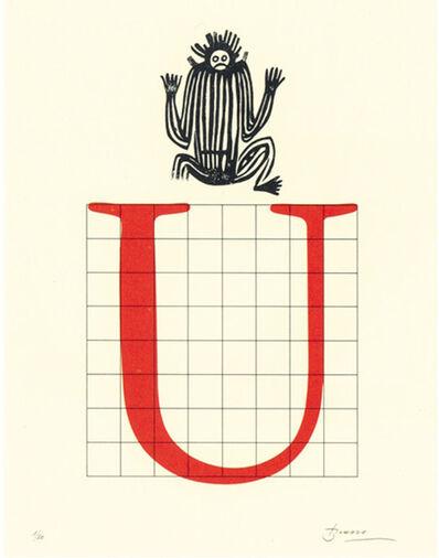 Joan Brossa, 'Poema visual 17', 1989