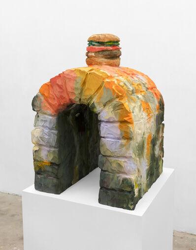 Joshua Nathanson, 'Burger', 2019