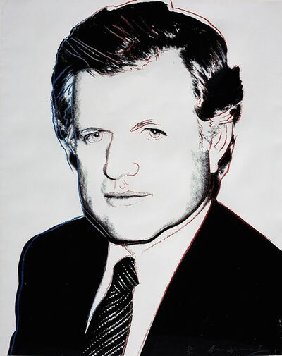 Andy Warhol, 'Edward Kennedy (FS II.240)', 1980