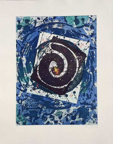 Sam Francis, 'Untitled (SFE-009)', 1983