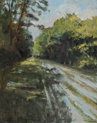 Albert Hadjiganev, 'Chemin forestier', 2018