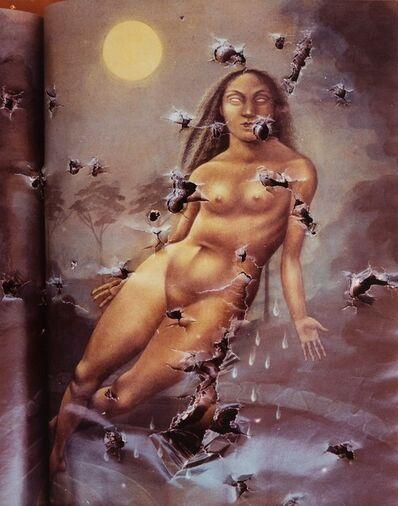 Richard Misrach, 'Playboy #5 (Mulatta)', 1989