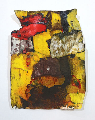 Mansour El Habre, ' The Screaming Flower', 2021