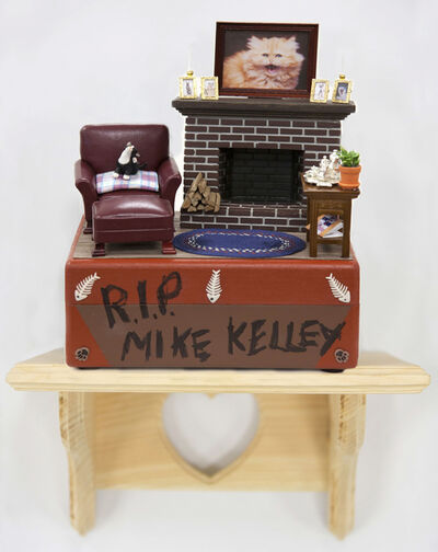 John Waters, 'R.I.P. Mike Kelley', 2014