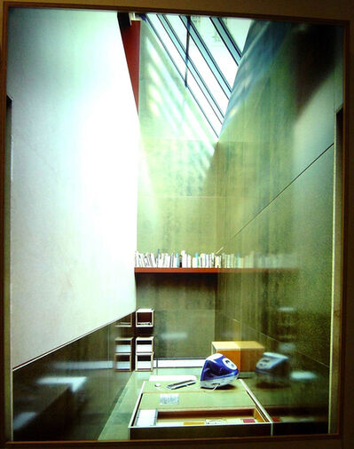 Jan De Cock, 'Office right', 2001
