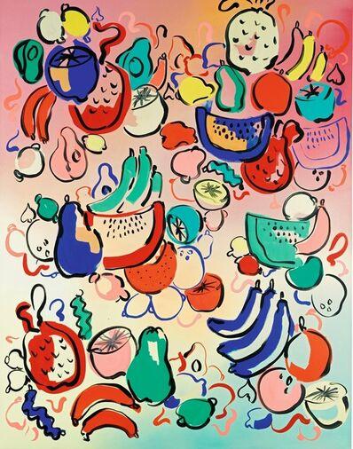 Sol Calero, 'Frutas', 2014