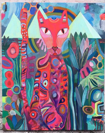 Loren Abbate, 'Pink Intrepid Ocelot', 2019