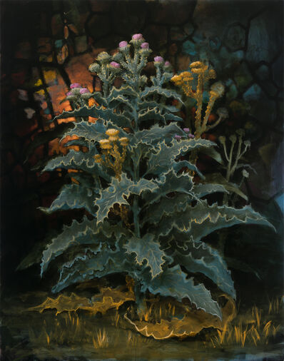 Kevin Sloan, 'Blessed Thistle', 2020