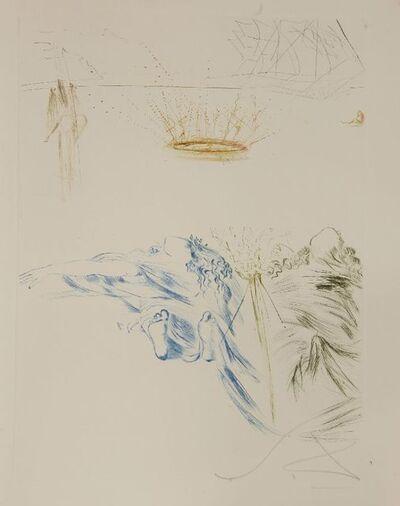 Salvador Dalí, 'Tristan's Testament', 1970