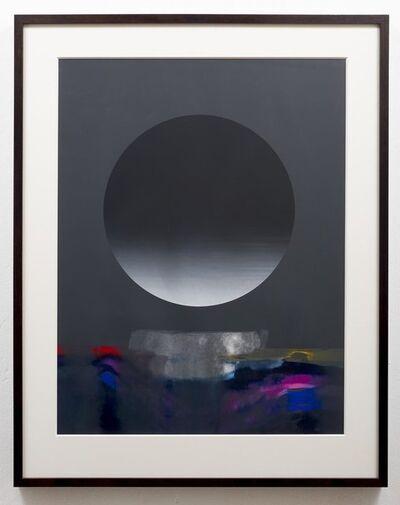 Thomas W. Benton, 'Monoprint', 1995