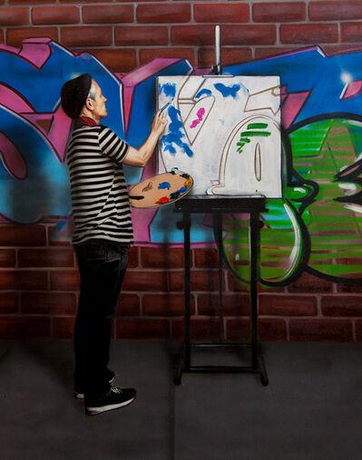 Hijack, 'Graffiti 101', 2017