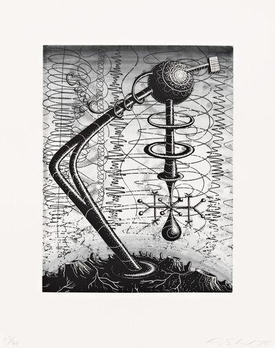 Kenny Scharf, 'Darkscape', 1996